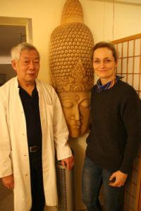 Dr. Sulistyo und Dr. Anna Otten